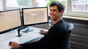 Achter de schermen bij Maatbril: een unieke en gepersonaliseerde designbril op maat
